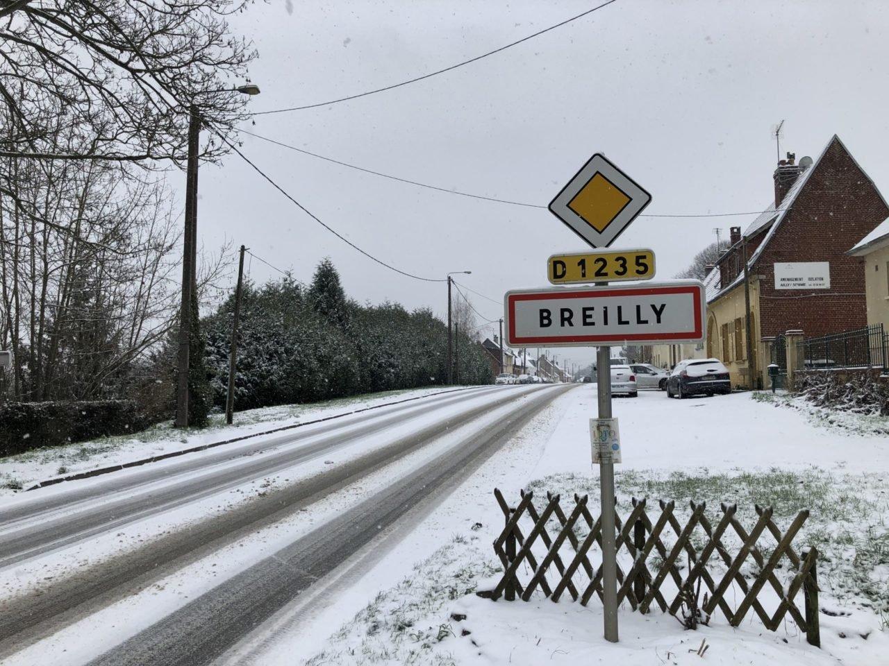 Bienvenue à Breilly